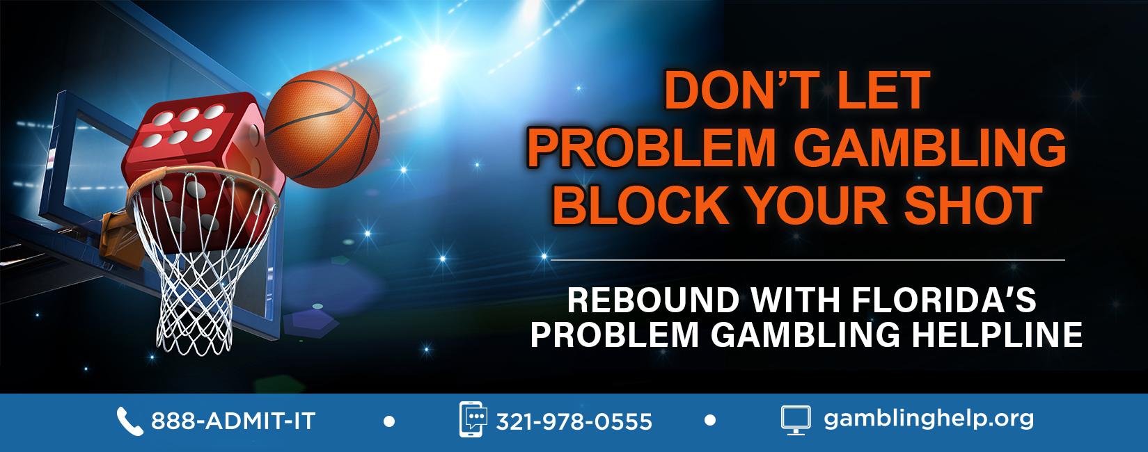 slander gambling addiction hotline