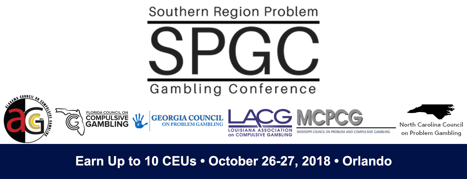 2018 Southern Region Problem Gambling Conference
