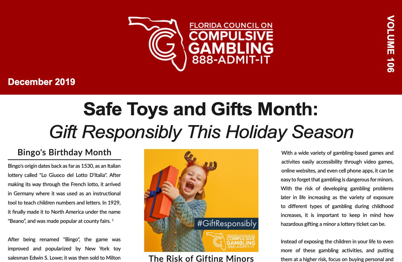 December Webletter 2019