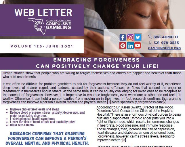 June Web Letter 2021