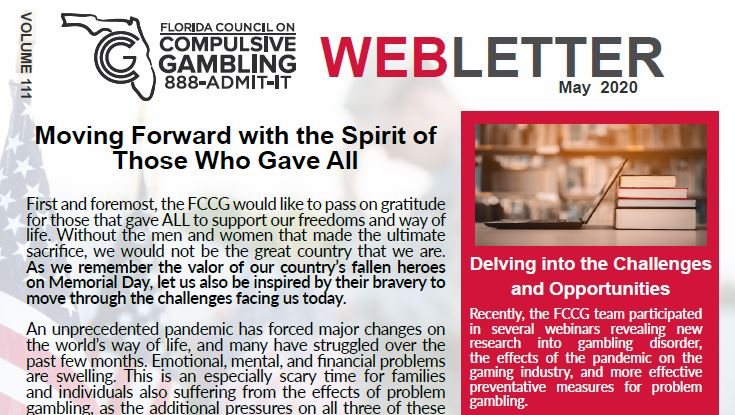 May Web Letter 2020