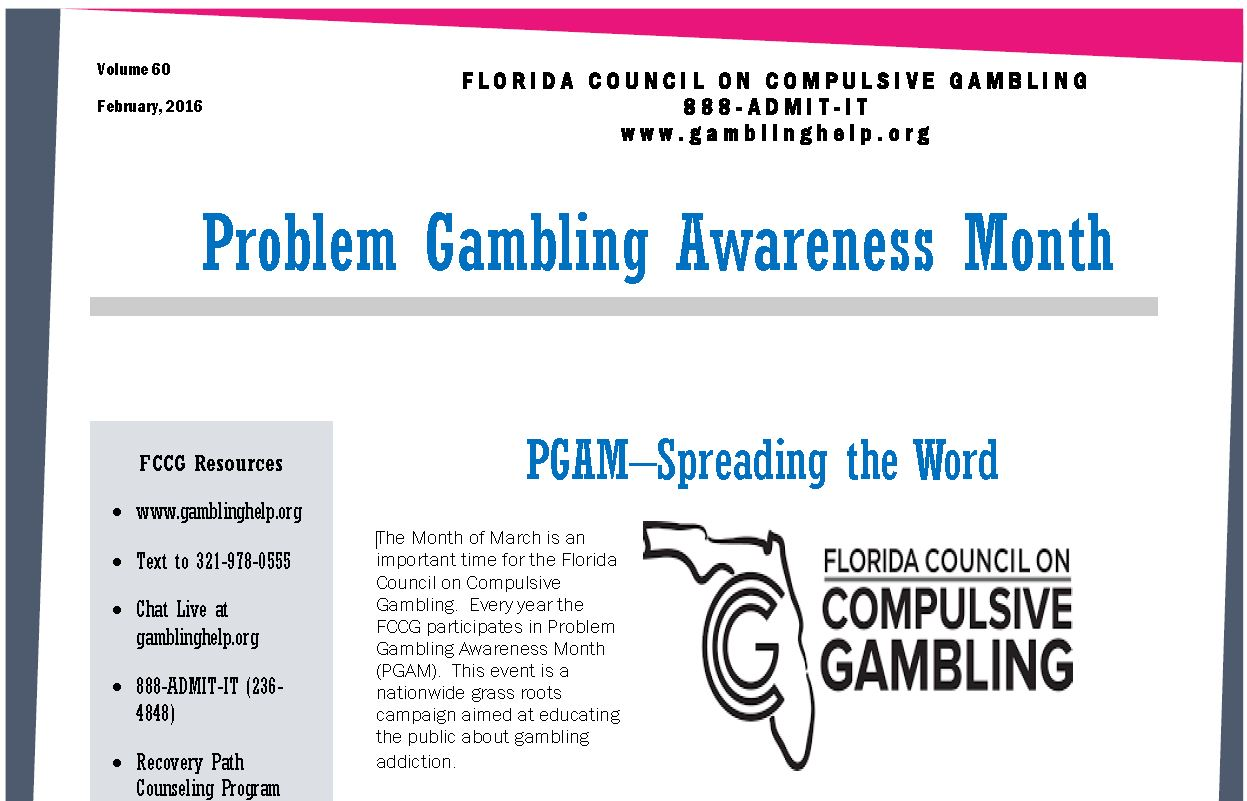 Discussion text gambling