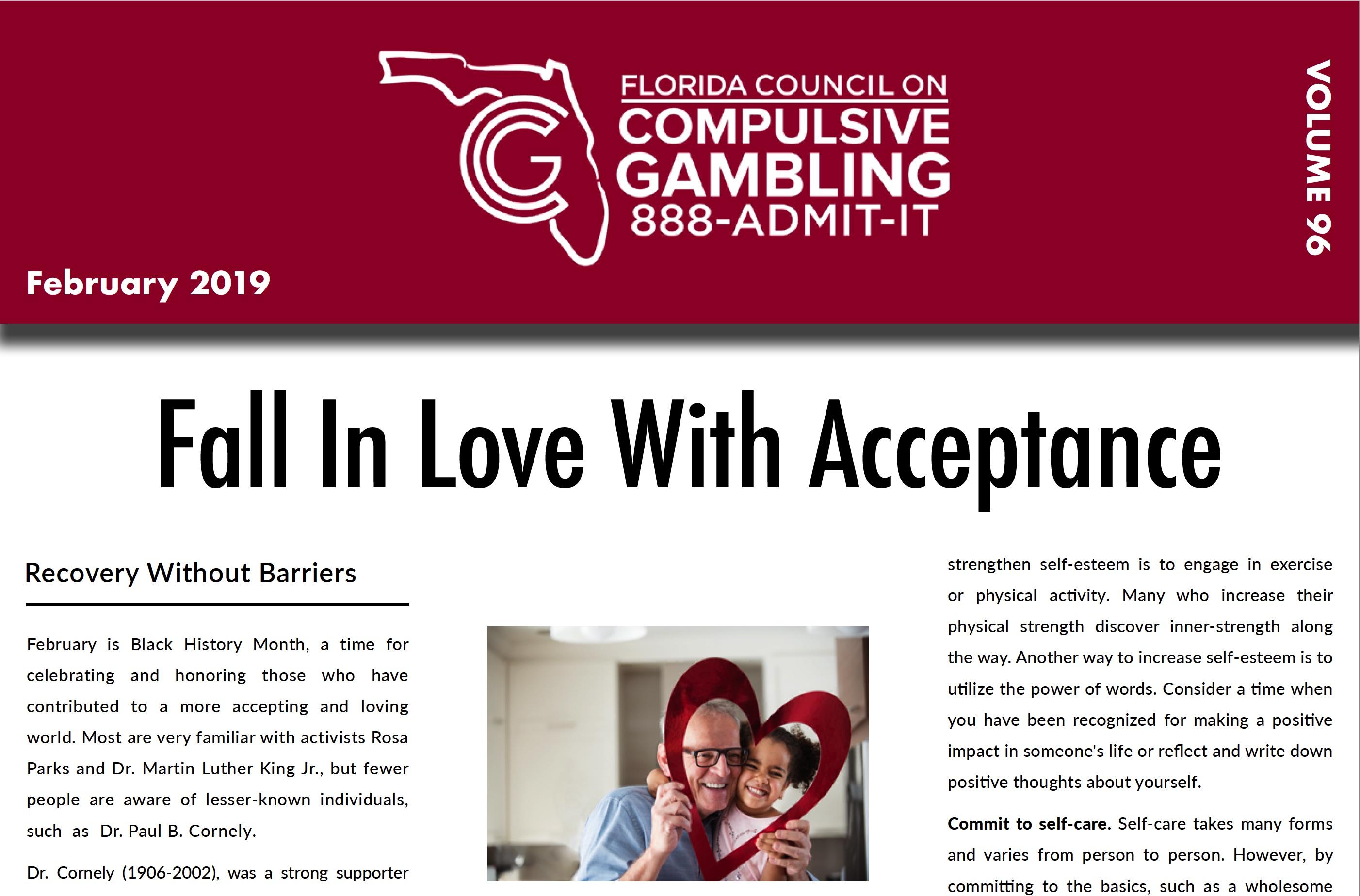 February Webletter 2019