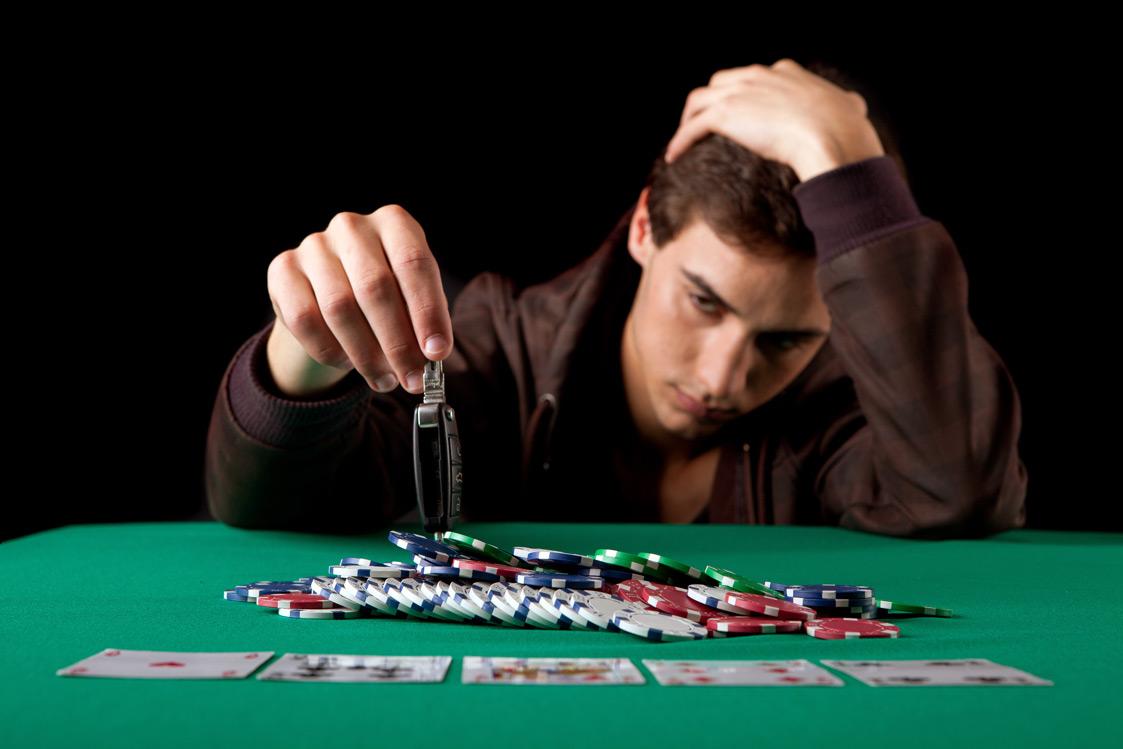 Types Of Gambling Addiction