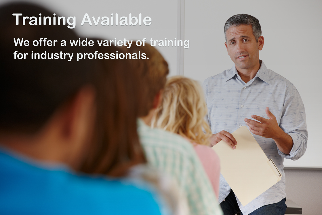 View Training Information