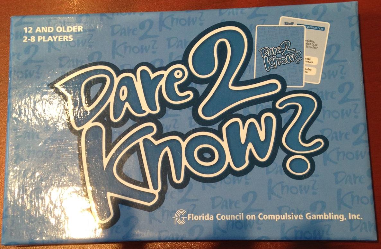 Dare 2 Know