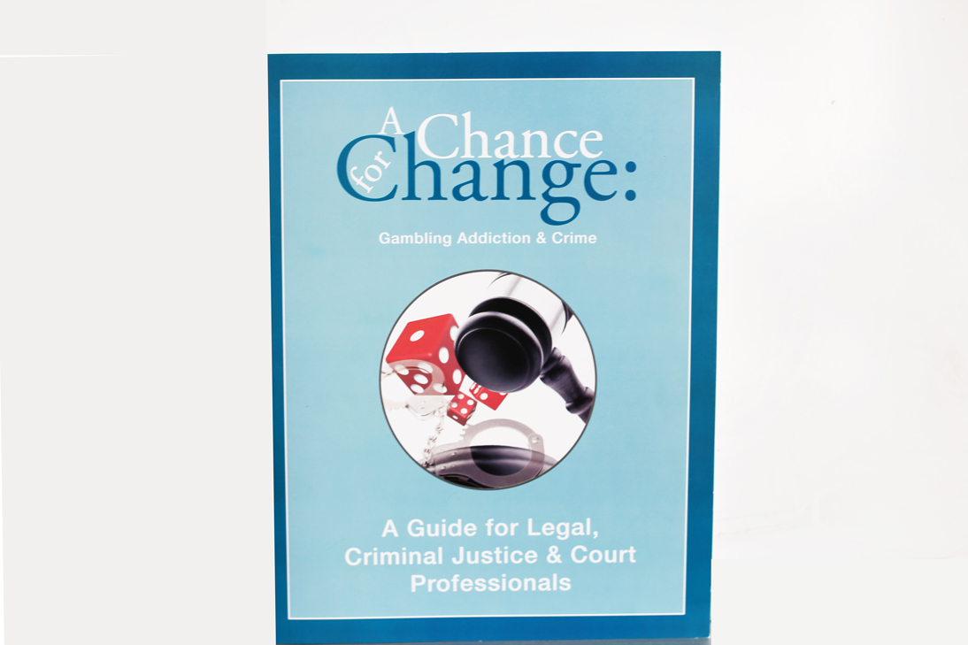 A Chance for Change: Gambling Addiction and Crime