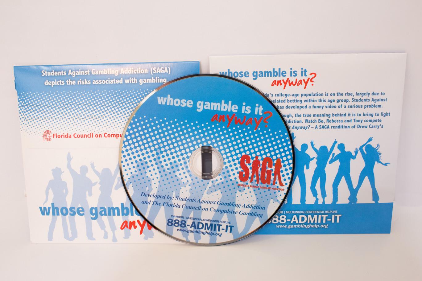SAGA: Whose Gamble is it Anyway?