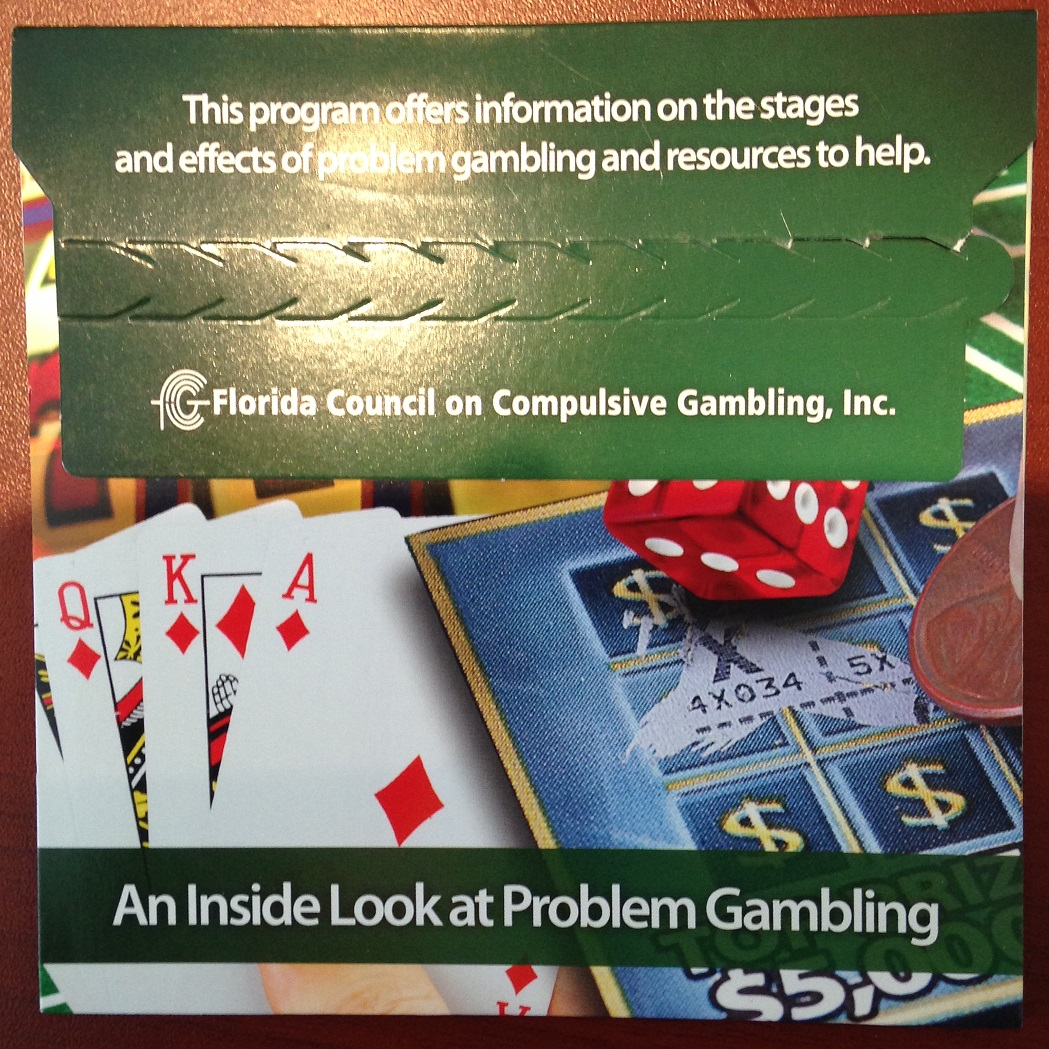 Inside Look at Problem Gambling